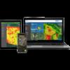 Kép 6/11 - DJI Mavic 2 Zoom + Sentera Single NDVI mezőgazdasági felmérő drón szett