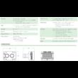 Sentera Lock'N'Go Double 4K TRUE NDVI®+NDRE® Red-Edge mezőgazdasági kamera (Yuneec H520 Upgrade)