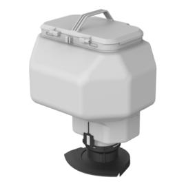 AGR intelligens vető/szóró rendszer A22 RTK drónhoz (25 literes tartállyal)