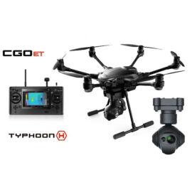 Yuneec Typhoon H PRO CGO-ET Thermal komplett smart drón szett