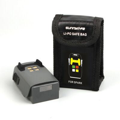 Tűzálló és hőtartó Safe Bag DJI Spark akkumulátorokhoz