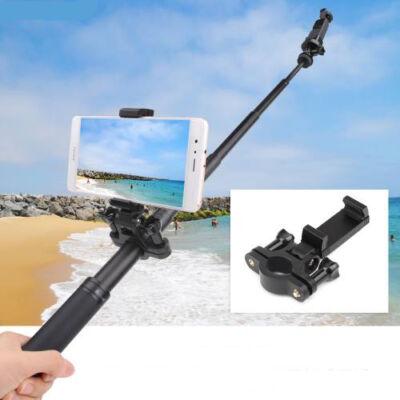 Telefontartó selfie rúdra (DJI Osmo Action és Pocket)