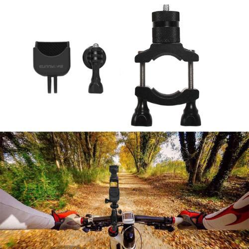 DJI Osmo Pocket / Osmo Action / GoPro / Mobile 3 biciklis/motoros rögzítő (alumínium)