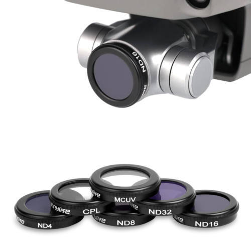 DJI Mavic 2 Zoom szűrőkészlet (ND4, ND8, ND16)