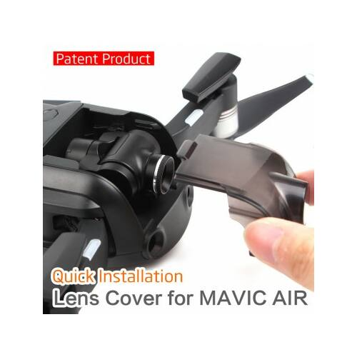 DJI Mavic Air gimbal védő szállításhoz