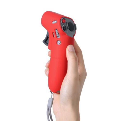 Szilikonos védőborítás DJI FPV Motion Controller távirányítóra (piros)