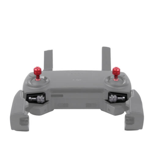 DJI Mavic Air / Mavic Pro / Mavic 2 / Mavic Mini alumínium távirányító kar (piros)