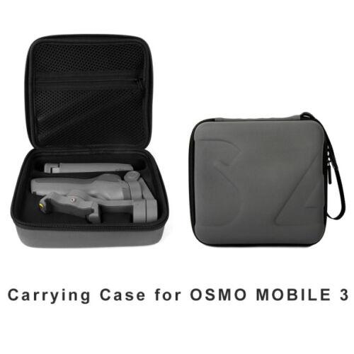 DJI Osmo Mobile 3  ütésálló kézitáska (gumírozott borítással)