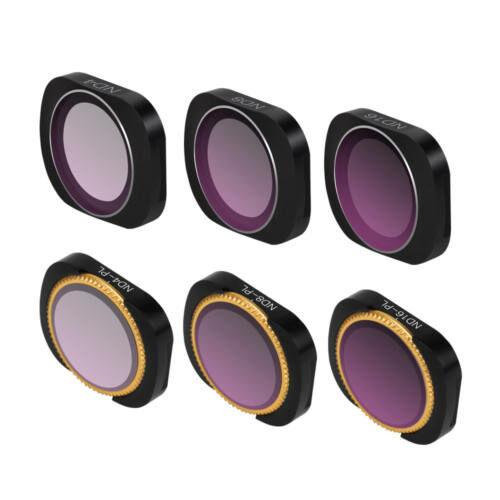 DJI Osmo Pocket szűrő készlet (ND4, ND8, ND16, ND4-PL, ND8-PL, ND16-PL)