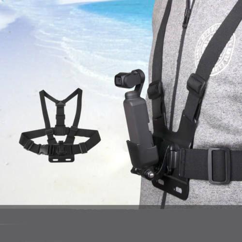DJI Osmo Pocket mellheveder és multifunkcionális adapter (180 fokos)