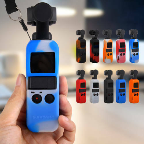 DJI Osmo Pocket szilikonos védőborítás