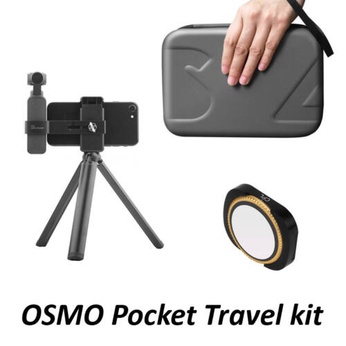 DJI Osmo Pocket Travel kit (3 részes)