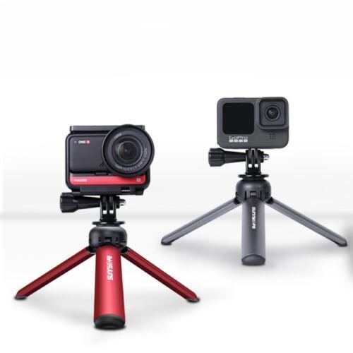 Sunnylife Pro tripod kameraállvány (13 cm, szürke elox alumínium)