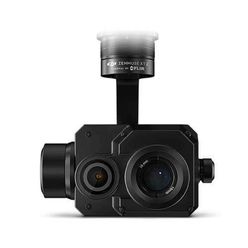 DJI Zenmuse XT2 B09SR FLIR hőkamera+RGB kamera