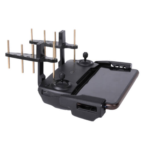 DJI Mavic Mini / Mavic 2 / Phantom 4 / Smart Controller hatótáv növelő Yagi antenna (2,4 Ghz)